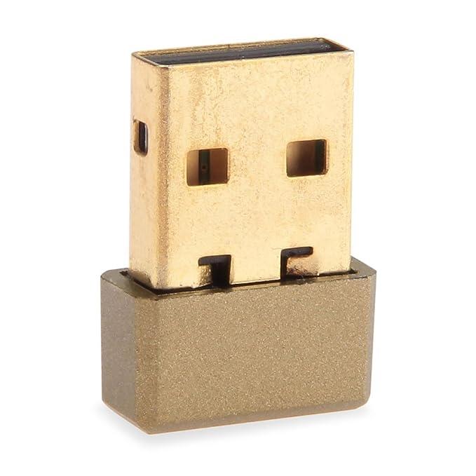SODIAL (R) Mini 150Mbps USB WiFi Inalambrico LAN 802.11 n / g / b adaptador de red Ralink RT5370: Amazon.es: Electrónica
