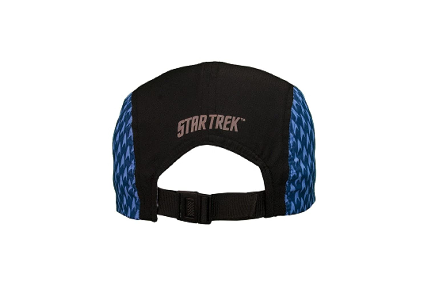 Brainstorm Gear Star Trek Running Hat Reflective Adjustable Red Gold Blue