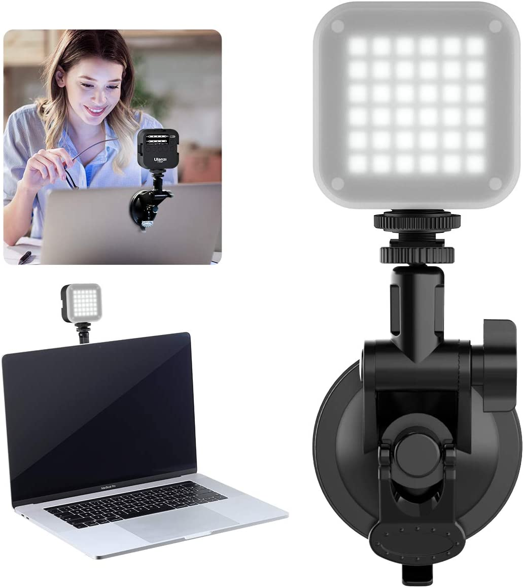 Laptop Light for Video Conferencing ULANZI Video Conference Lighting for Remote Working, MacBook Computer Desk Light for Zoom Call,Self Broadcasting, Live Streaming,Online Meeting,Microsoft Teams