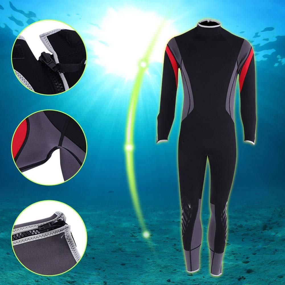 Muta da Surf Tuta in Neoprene Protezione Termica UV Esterna da 2,5 Mm Alomejor Muta per Uomo