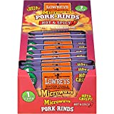 Microwaveable Pork Rinds