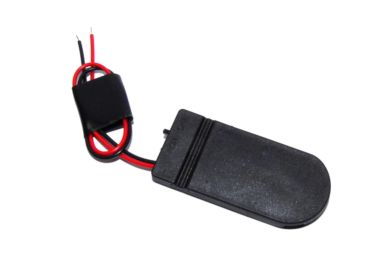 2x CR2032batterie Box commutateur 2x 3V 6V Arduino Shield Noir filaire Pi Unbranded/Generic