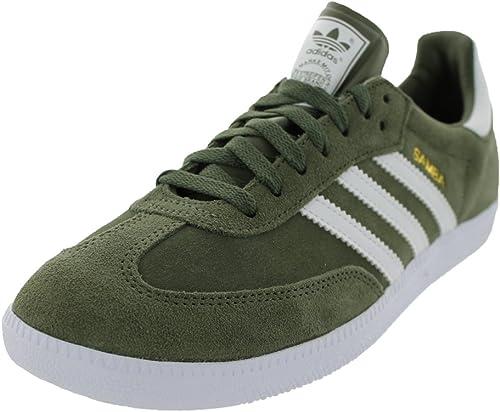 Adidas Samba Olive Mens Trainers Size