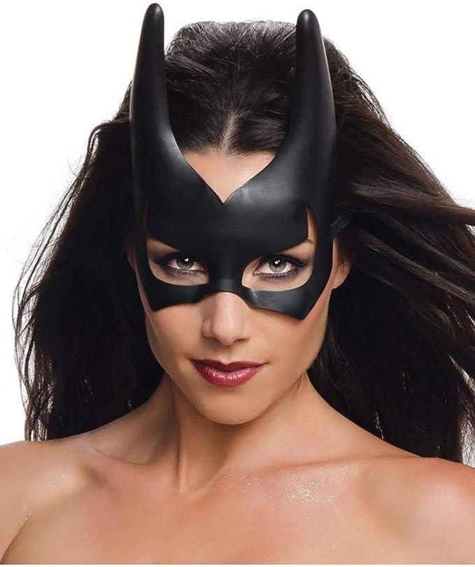 AC2167 Kit licence accessoires batgirl masque et gants Rubies