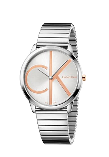 Calvin Klein Reloj de mujer K3M21BZ6