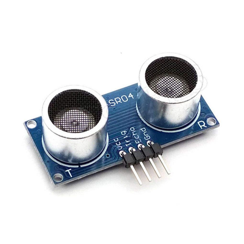 2PCS HC-SR04P 3-5.5V Distance de Mesure Modules capteurs /électroniques compatibles pour Arduino Meisijia