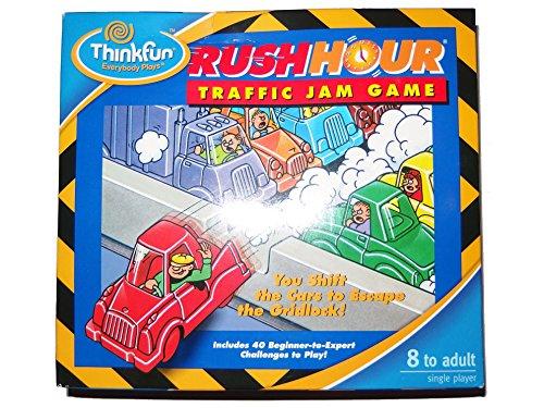 Rush Hour Traffic Jam Game 2003 Edition