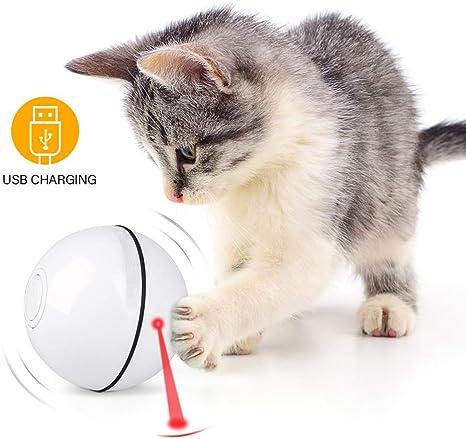 Chidi Toy Pelotas de Juguete para Gatos, Juguete para Mascotas ...
