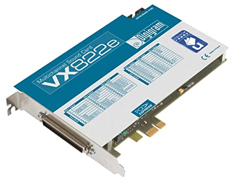 Amazon.com: digigram vx882e lineal profesional (PCM ...