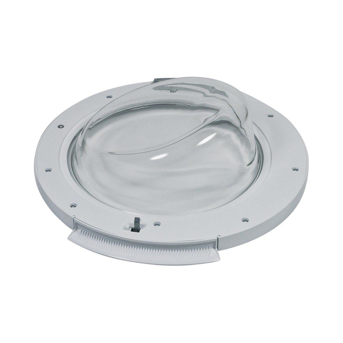 Bosch Siemens 702630 00702630 ORIGINAL T/ür Fenster Bullaugenschauglas Waschmaschinenbullauge komplett wei/ß Waschmaschine Waschautomat auch Ballay Neff Profilo Pitsos