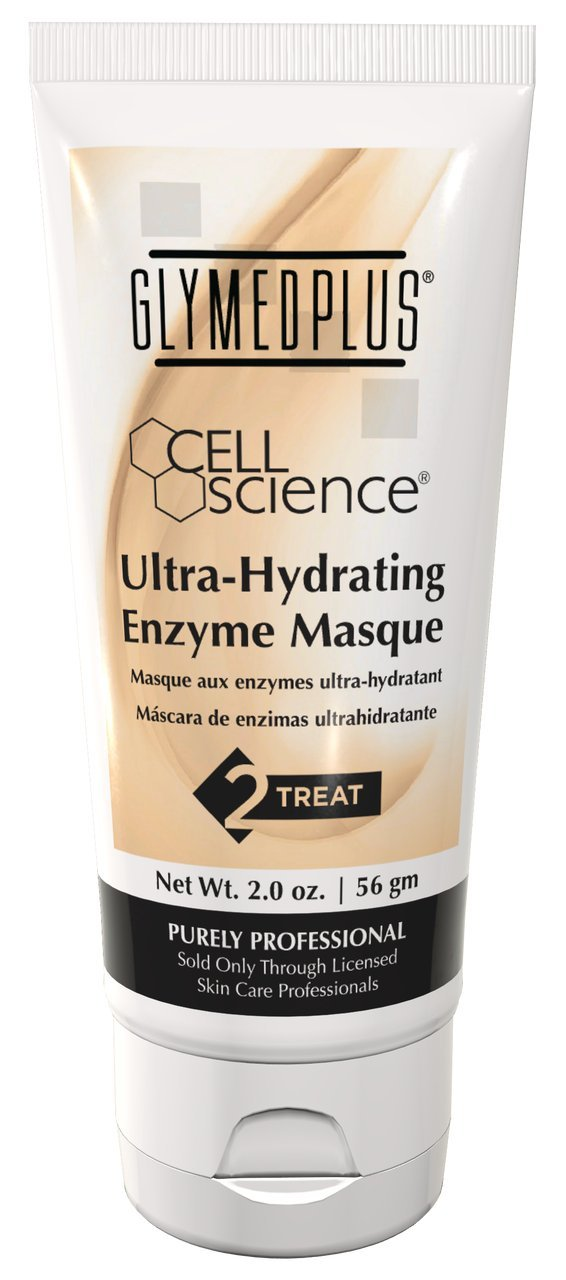 Glymed Plus Cell Science Ultra-Hydrating Enzyme Masque 2 oz
