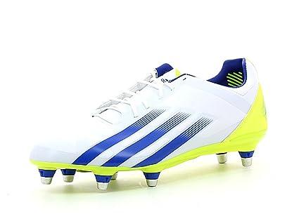 Amazon.com  adidas FF80 XTRX SG Adults Black VividYellow Urba Boots ... 25d2b543caa7