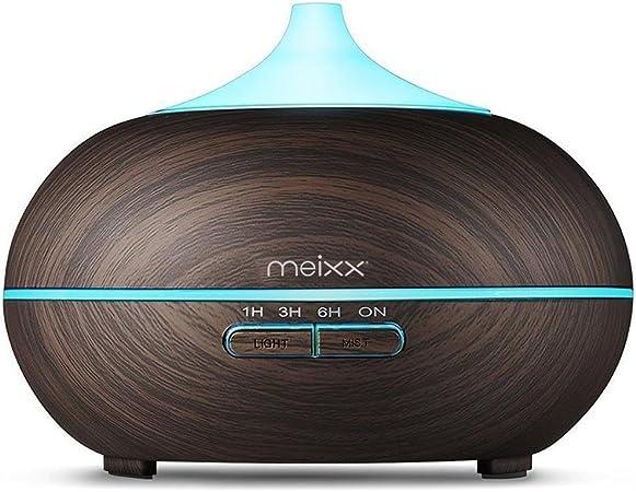 diffuseur dhuiles essentielles USB Diffuseur dair Humidificateur pour yoga salon salle de conf/érence chambre /à coucher Gecheer Humidificateur dambiance 130 ml