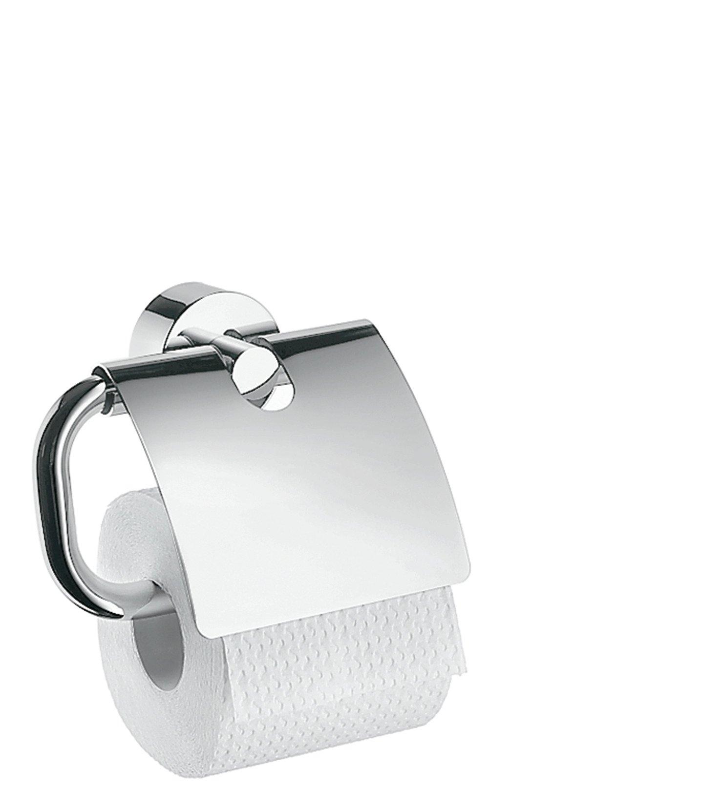 Axor 41538000 Uno Toilet Paper Holder, Chrome