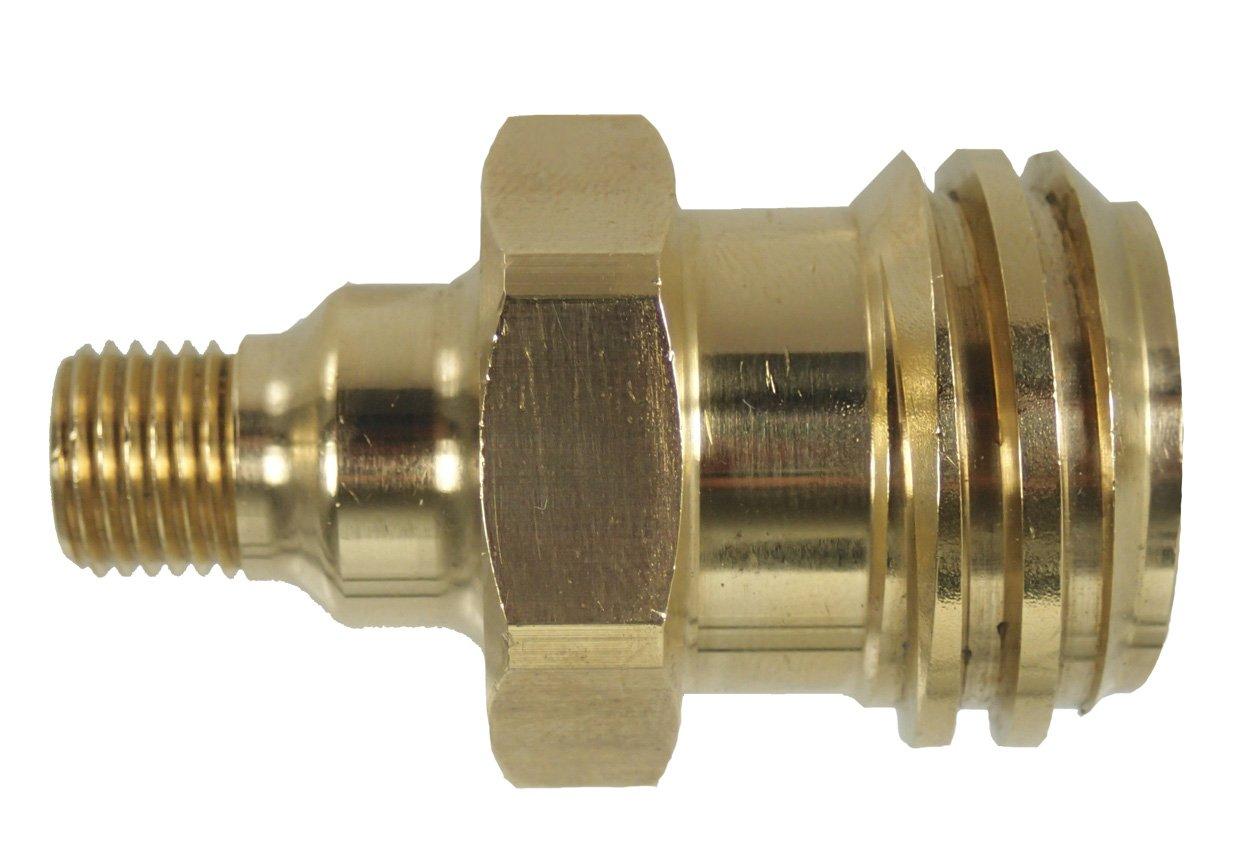 Sturgi-Safe LP Cylinder Valve Adapter Fitting