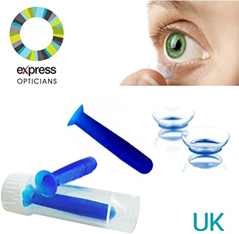Contact Lens Inserter Remover Soft Tip & Case Hygienic Daily Use UK Seller  (1 Piece): Amazon.co.uk: Health & Personal Care