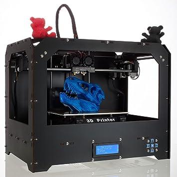 win-tinten - Impresora 3D (Dos inyectores, filamentos de 1,75 a 3 ...