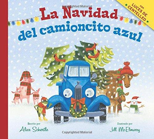 La Navidad del camioncito azul (Little Blue Truck's