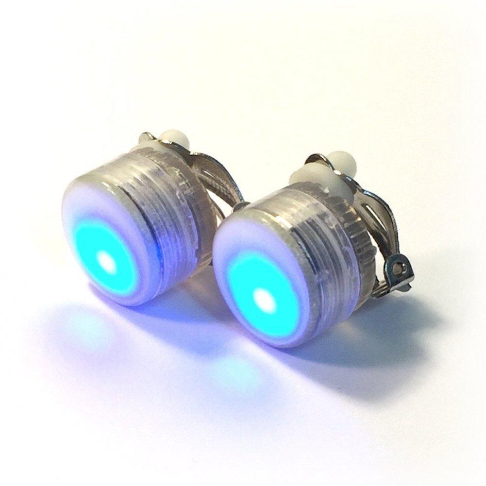 GloFX Pendientes de Fundido LED Brillantes Pendientes del Partido del delirio Elegantes de la Moda