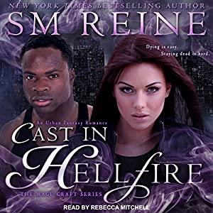 Cast in Hellfire Audiobook