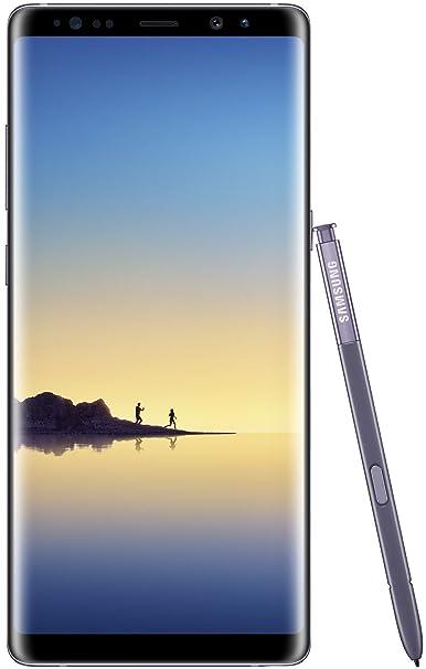64gb Storage Samsung Ram orchid Note Grey Galaxy 8 6gb