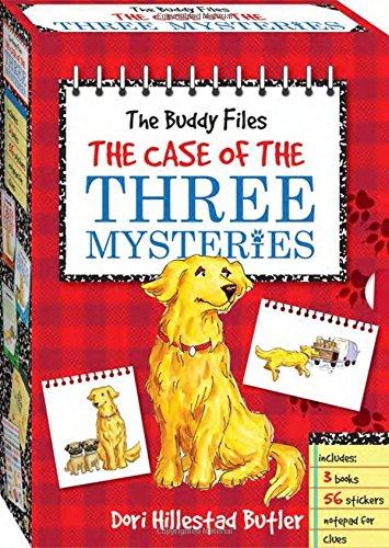 The Buddy Files Boxed Set - Buddy Files