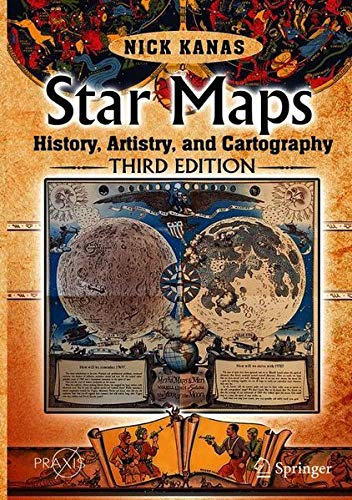 Star Maps: History, Artistry, and Cartography, 3rd Edition Front Cover