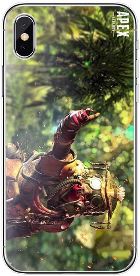 Funda Apex Legends para iPhone X, Xs, 8,8P, 7,7P, 6,6P, 6S ...