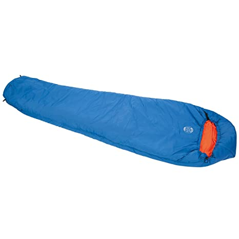 SnugPak Softie 6 Twilight RH - Saco de Dormir con Cremallera, Color Azul
