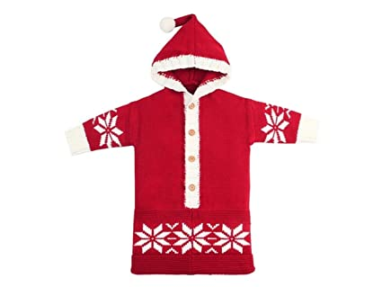 Manta Swaddle Recién nacido, niño, copo de nieve, estilo de navidad, saco