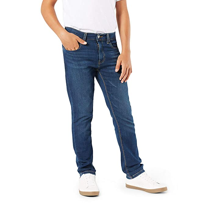 93d601ec945 Amazon.com: Signature by Levi Strauss & Co. Gold Label Boys' Skinny Fit  Jeans.: Clothing