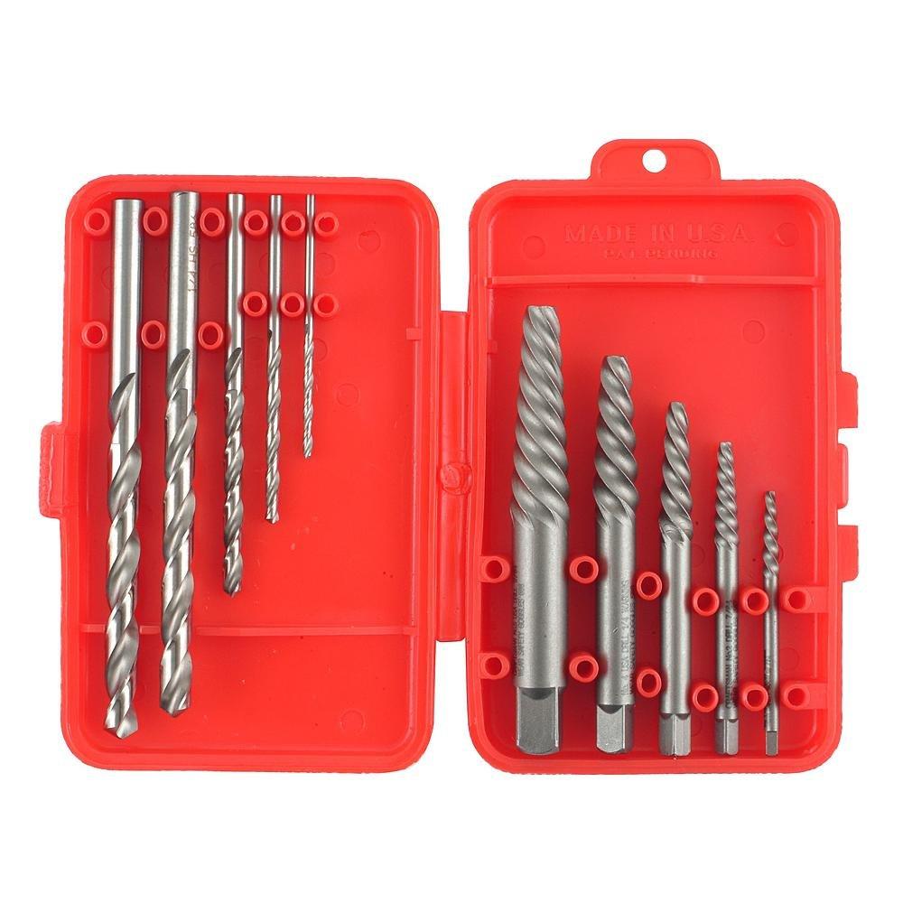 Craftsman 9-66196 Screw Extractor Set, 10 Piece
