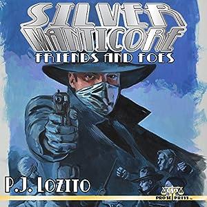 Silver Manticore Audiobook