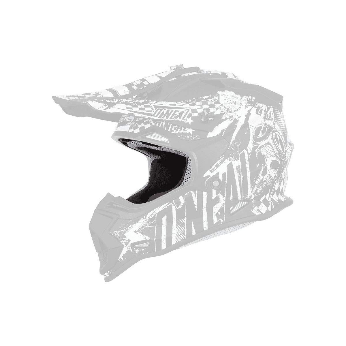 iBellete Casco da Motocross per Fuori-Strada 4PCS Set di caschi da Corsa da Strada per Casco Integrale da Corsa Four Seasons Cross-Country con Occhiali Maschera e Guanti