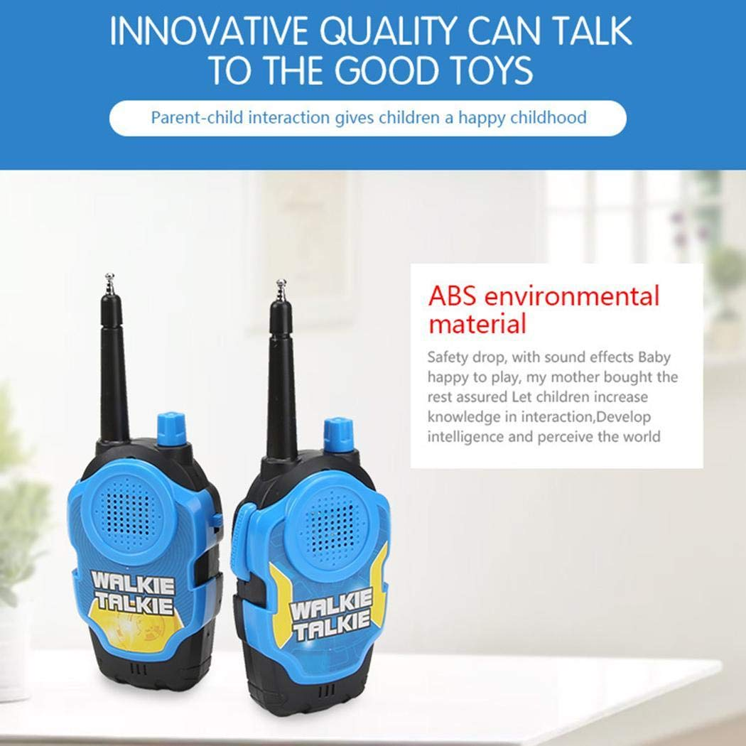 Rtiopo Remote Wireless Calling Children Walkie-Talkie Parent-Child Interactive Toys Walkie Talkies by Rtiopo (Image #5)