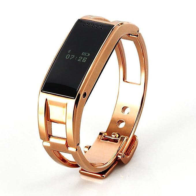 Reloj inteligente Bluetooth Para iPhone y teléfono Android ...
