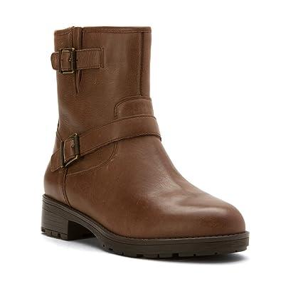 Vionic Womens Malia Ankle Boot Java Size 5