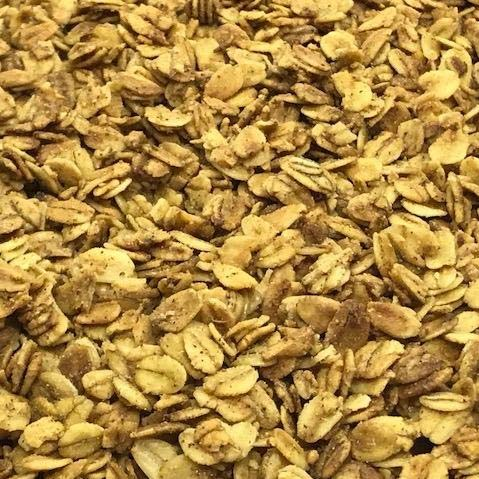 - Granola - Toasted Oats Granola - Sold In A Single, 11oz Bag For A Convenient And Healthy Granola Vegan Breakfast