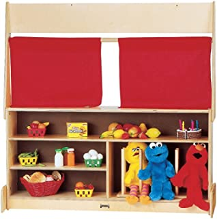 product image for Jonti-Craft 0723JC Imagination Station Curtains