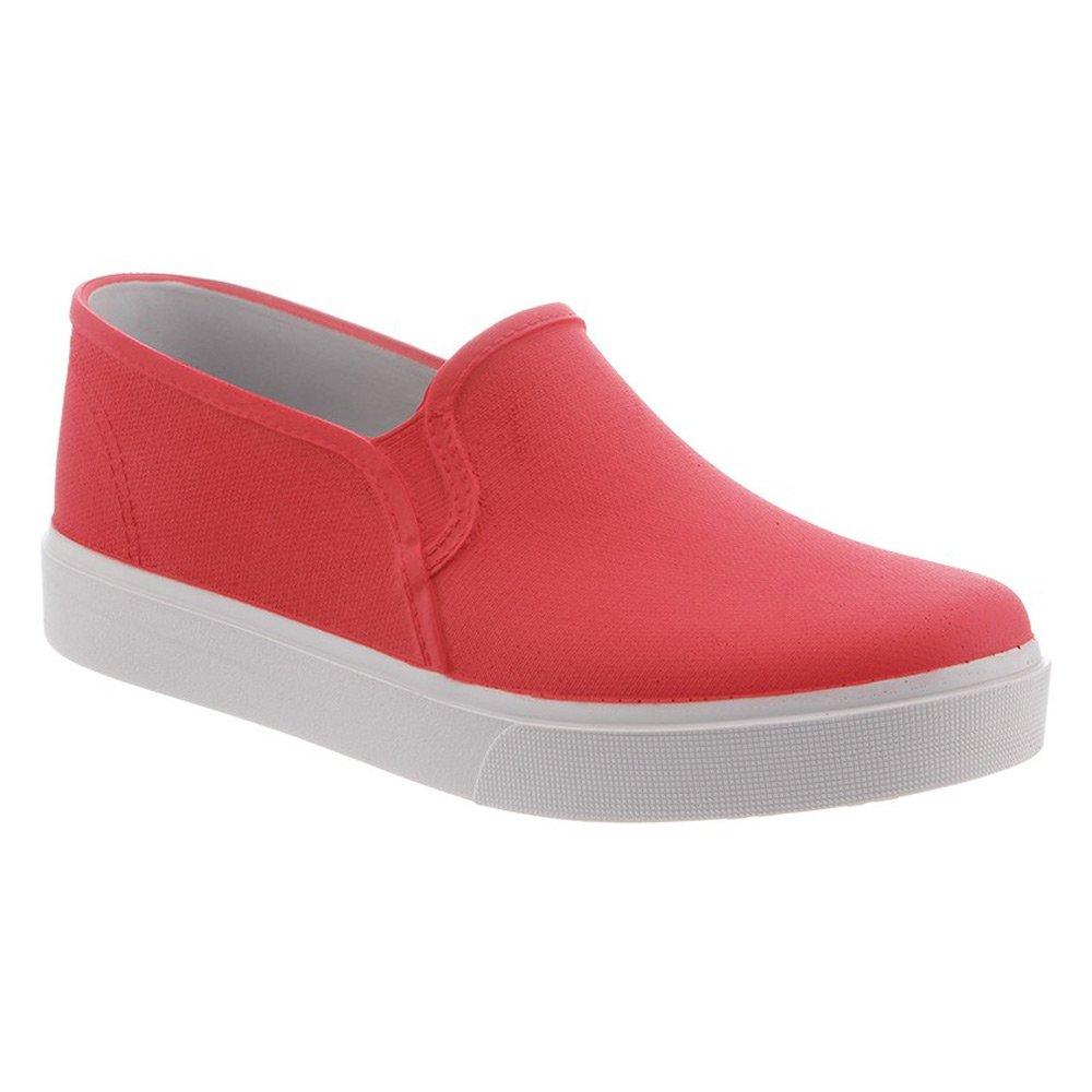Klogs Footwear Womens Tiburon B01JJ6QEN2 7 W (E)|Papaya