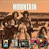 MOUNTAIN - ORIGINAL ALBUM CLASSICS - 5 CD SET