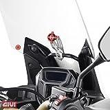 Supporto universale in alluminio anodizzato GIVI S902A