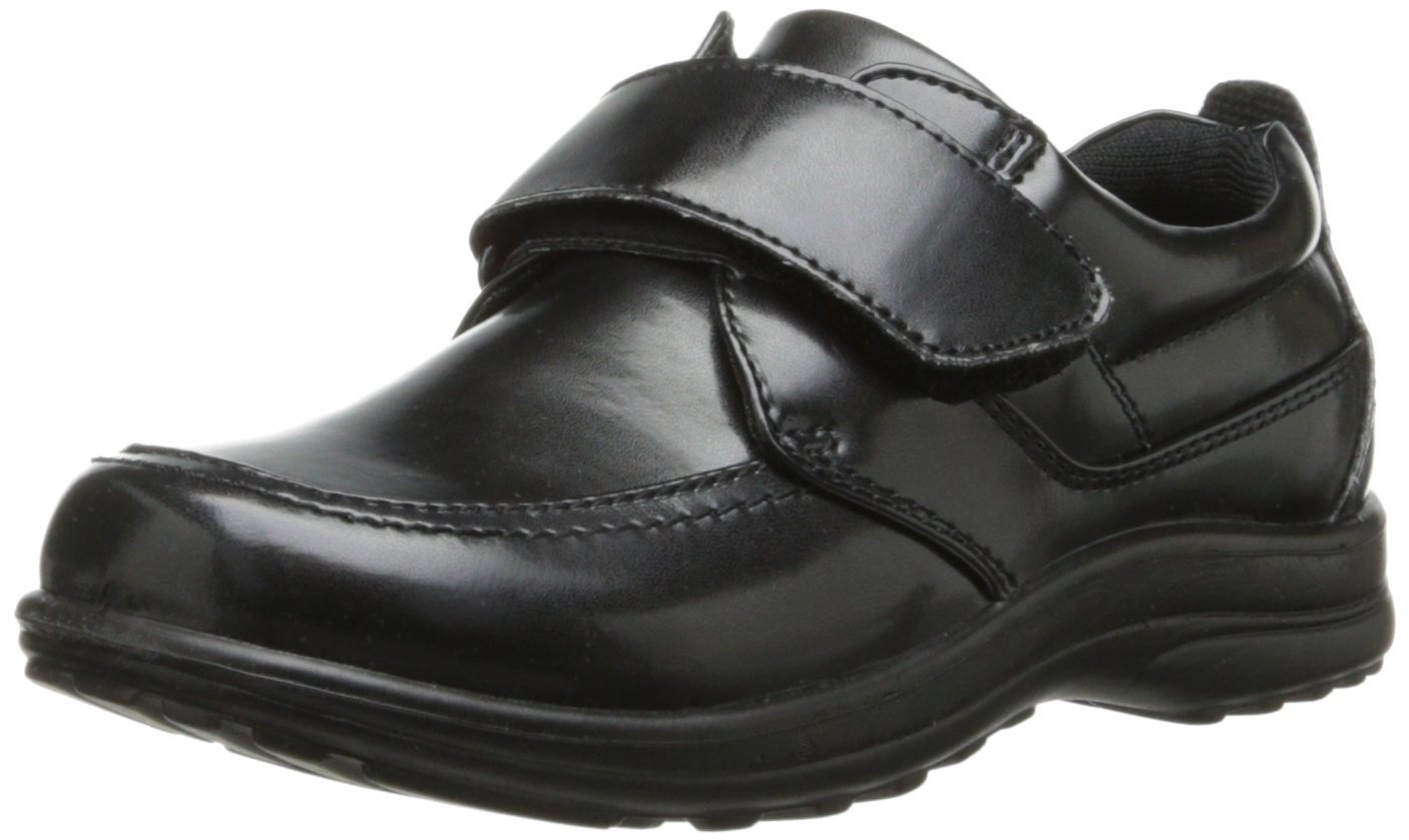 French Toast Cole Oxford (Toddler/Little Kid/Big Kid),Black,6 M US Big Kid