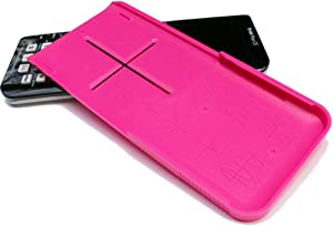 EZ Graphing Pink Hard Slide Cover for TI 84 Plus CE (See Description for Details)