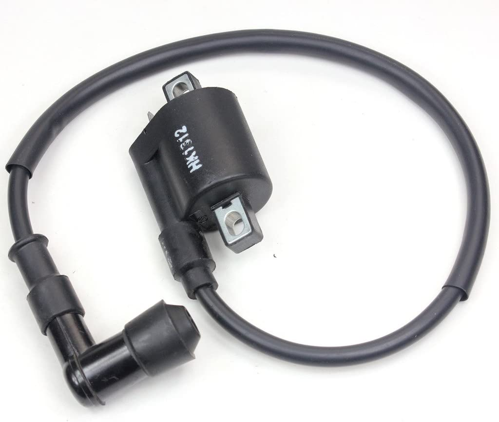 IGNITION COIL FOR CG 150cc 200cc AND 250cc ATVS AND DIRT BIKES 15 Inch Cable