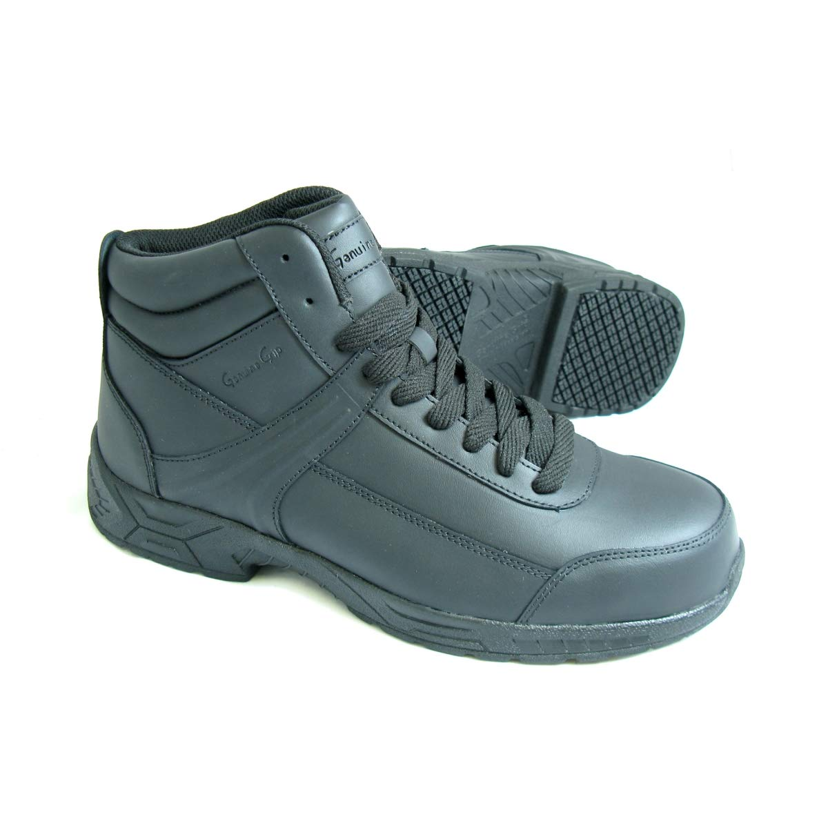 Genuine Grip Footwear: Women's 8400 Black - Medium - 14 by Genuine Grip (Image #1)