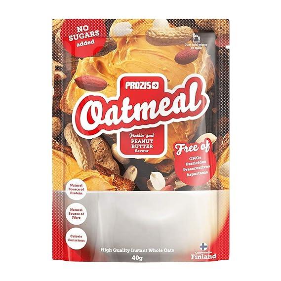 Sachet Oatmeal - Wholegrain 40 g NutChoc: Amazon.es: Salud y cuidado personal