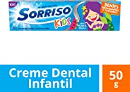 Creme Dental Sorriso Kids 50g