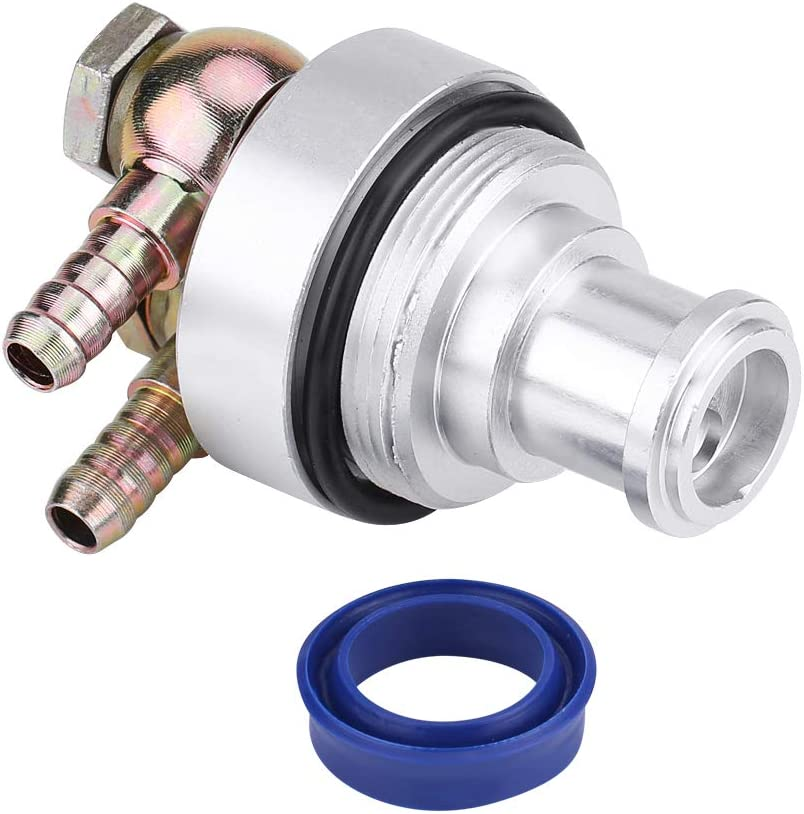 100cc/ï/¼250cc Motorcycle Refit Oil Cooler Adapter Fitting for GY6 30 1.5mm DEALPEAK 100cc-150cc 361.5mm Thread