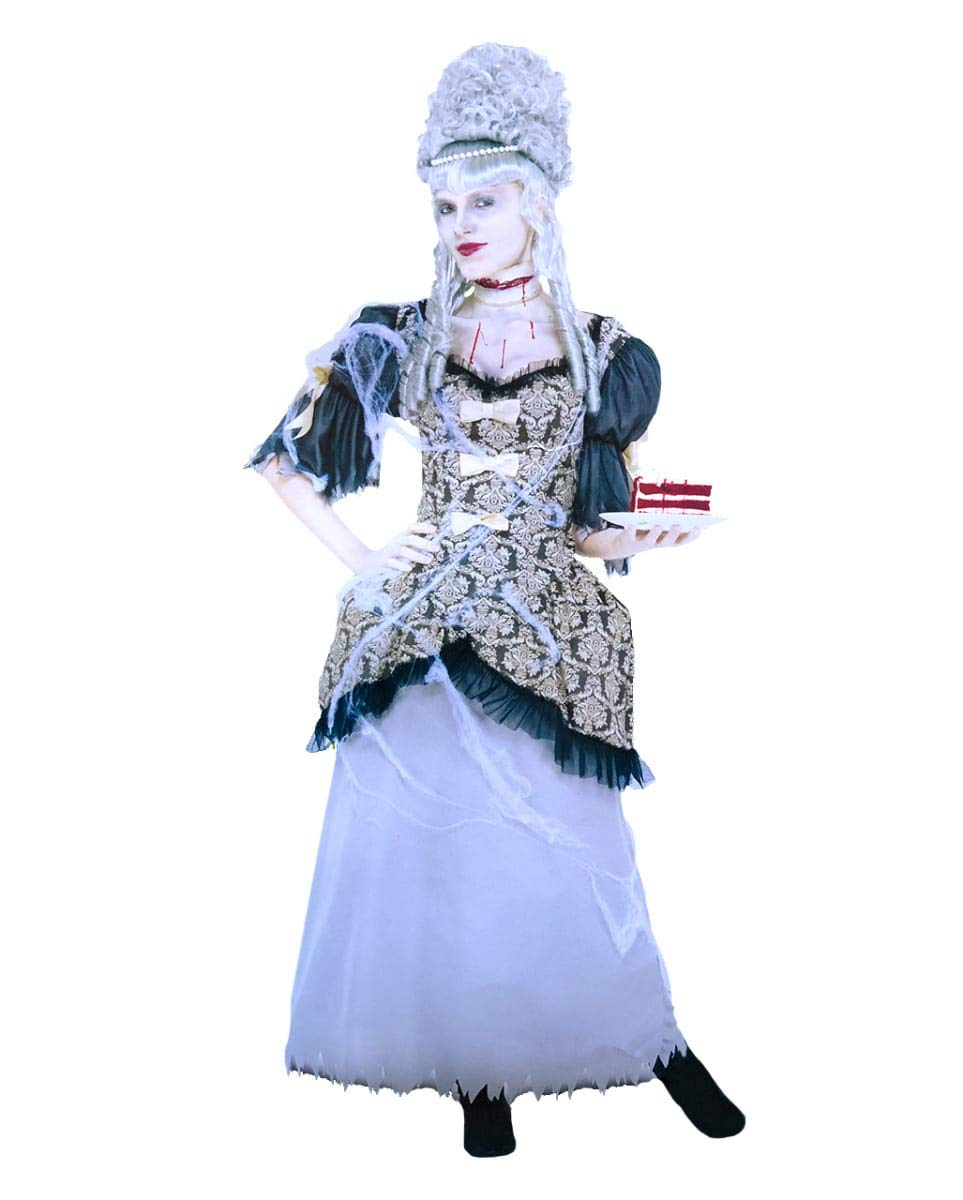 el mas de moda Horror-Shop Traje De Los Fantasmas De María Antonieta S S S  tienda de venta